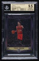 Obsidian Preview - Trae Young [BGS9.5GEMMINT] #/49