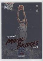 Luminance - Mikal Bridges #/149