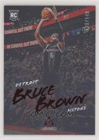 Luminance - Bruce Brown #/149