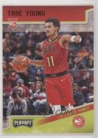 Playoff - Trae Young #/149
