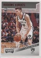 Playoff - Rodions Kurucs [EX to NM] #/149