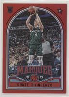 Marquee - Donte DiVincenzo #/149