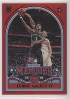 Marquee - Lonnie Walker IV #/149