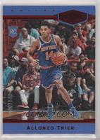 Plates and Patches - Allonzo Trier /149