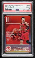 Rookies - Trae Young [PSA9MINT] #/149