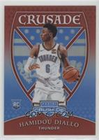 Crusade - Hamidou Diallo [EX to NM] #/149