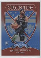 Crusade - Bruce Brown #/149