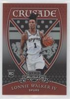 Crusade - Lonnie Walker IV #/149