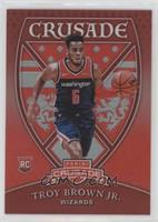 Crusade - Troy Brown Jr. /149