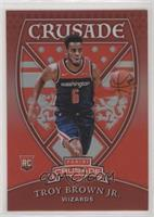 Crusade - Troy Brown Jr. #/149