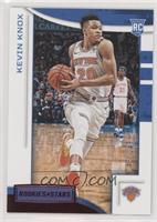Rookies and Stars - Kevin Knox #/149
