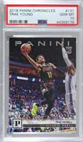 Panini - Trae Young [PSA10GEMMT]