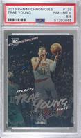 Luminance - Trae Young [PSA 8.5 NM‑MT+]