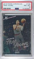 Luminance - Trae Young [PSA 8 NM‑MT]