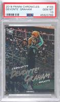 Luminance - Devonte' Graham [PSA 10 GEM MT]