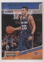 Playoff - Kevin Knox