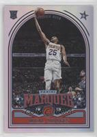 Marquee - Mikal Bridges