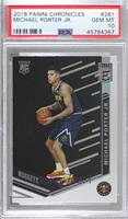 Elite - Michael Porter Jr. [PSA 10 GEM MT]