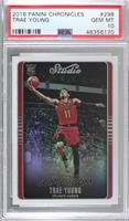 Studio - Trae Young [PSA 10 GEM MT]