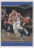 Plates and Patches - Kevin Knox /249