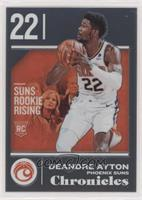 Rookies - Deandre Ayton