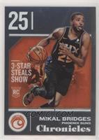 Rookies - Mikal Bridges