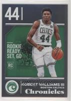 Rookies - Robert Williams III
