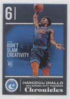 Rookies - Hamidou Diallo