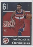 Rookies - Troy Brown Jr.