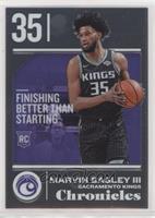 Rookies - Marvin Bagley III