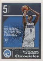 Rookies - Mo Bamba