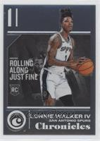 Rookies - Lonnie Walker IV