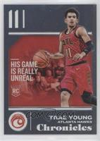 Rookies - Trae Young