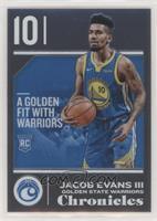 Rookies - Jacob Evans III