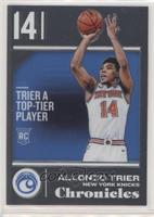 Rookies - Allonzo Trier