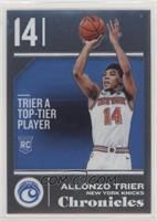 Rookies - Allonzo Trier