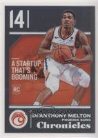Rookies - De'Anthony Melton