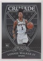 Crusade - Lonnie Walker IV [EX to NM]