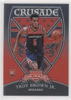 Crusade - Troy Brown Jr.