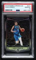 Obsidian Preview - Luka Doncic [PSA 10 GEM MT]