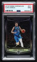Obsidian Preview - Luka Doncic [PSA9MINT]