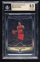 Obsidian Preview - Trae Young [BGS9.5GEMMINT]