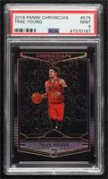 Obsidian Preview - Trae Young [PSA9MINT]