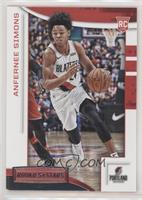 Rookies and Stars - Anfernee Simons [EXtoNM]