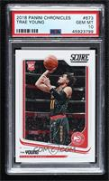 Score - Trae Young [PSA10GEMMT]