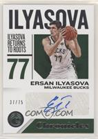 Ersan Ilyasova #/75