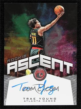2018-19 Panini Chronicles - Rookie Ascent #RA-TYG - Trae Young /99