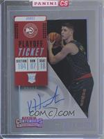 Variation - Kevin Huerter /35 [Uncirculated]