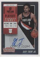 Base - Gary Trent Jr. [Noted] #/65