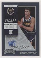 Variation - Michael Porter Jr. /35